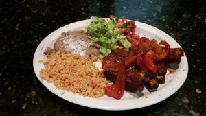 One of Buena Vista's Mexican Restaurant entrees in Wayne, PA.